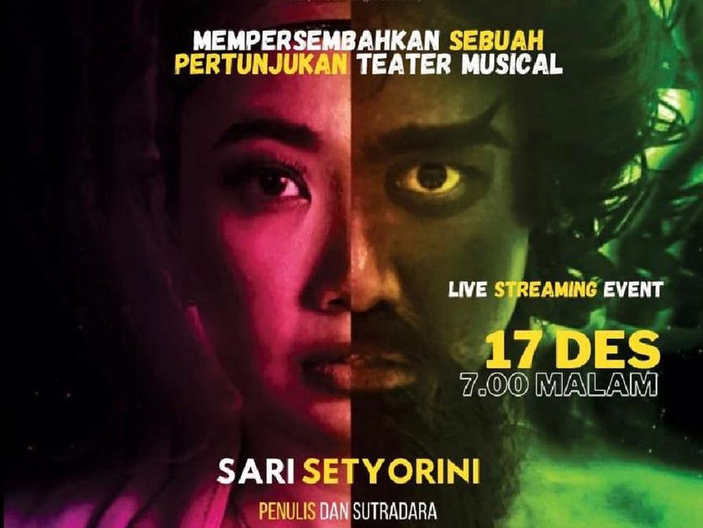Mimic Theater Ajak Pencinta Seni Donasi dan Nonton Musikal Timun Mas