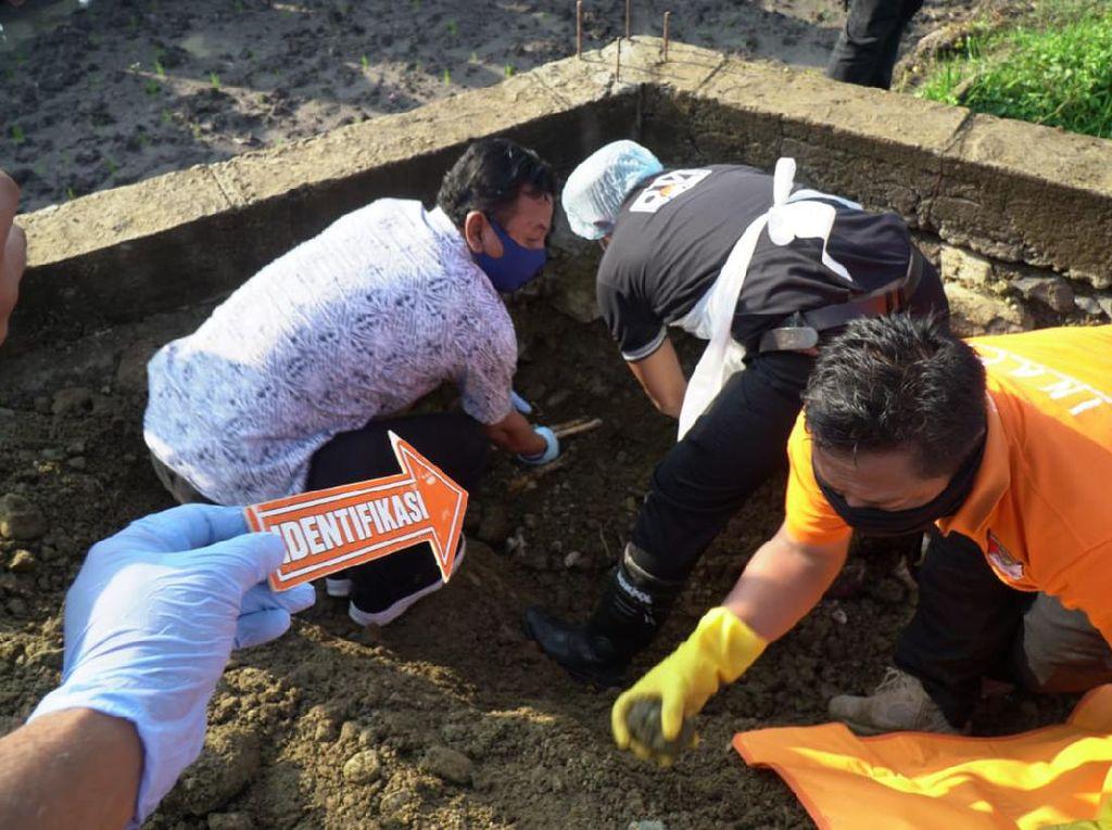 Wanita Lombok yang Dibunuh dan Mayatnya Dikubur di Fondasi Rumah Sedang Hamil