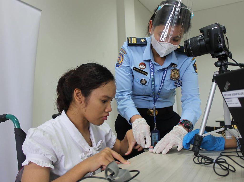 Kantor Imigrasi Tangerang Buka Layanan Paspor Kolektif untuk Disabilitas