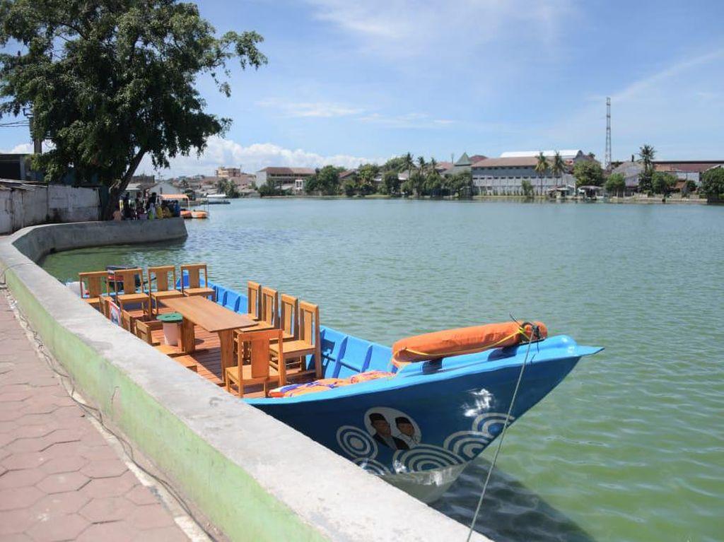 Warga Depok Jangan ke Mal Terus, Ada Perahu Wisata di Situ Rawa Besar