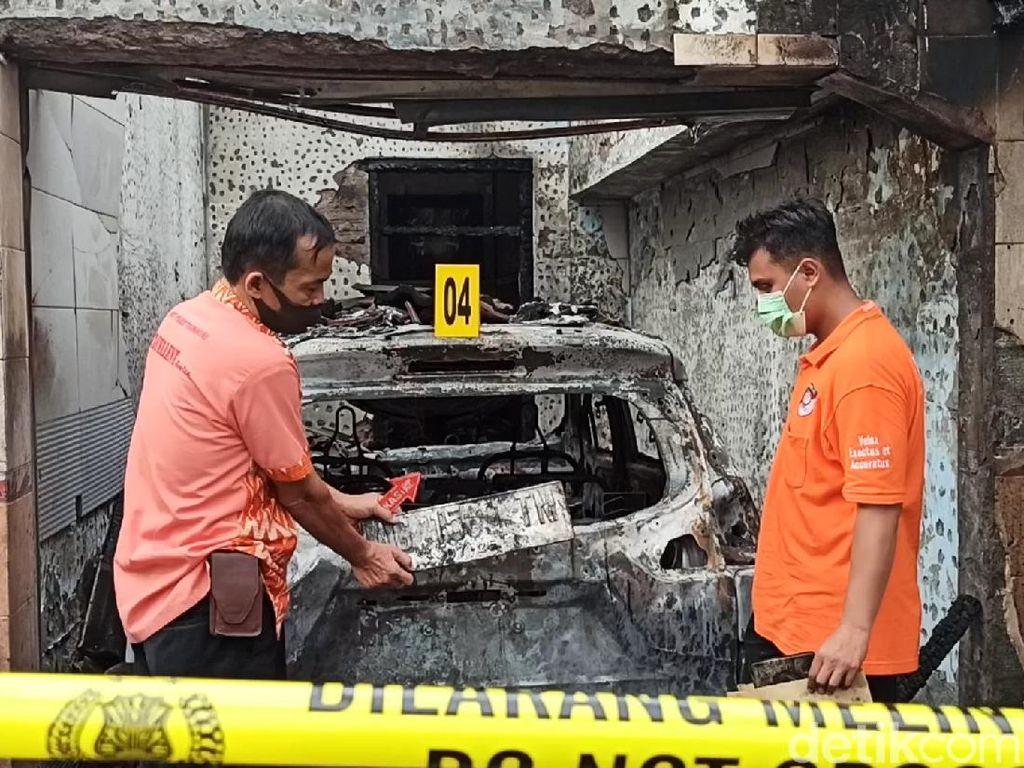 Labfor Selidiki Penyebab Dugaan Dibakarnya Rumah Pejabat Dinkes Tulungagung