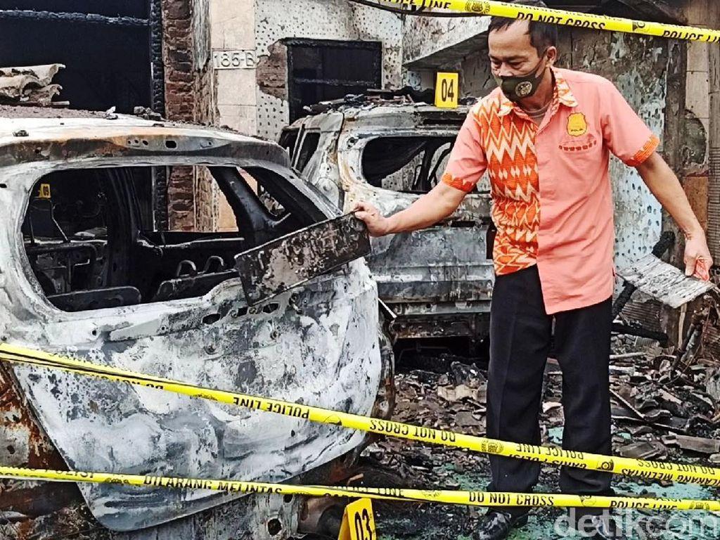 Sebelum Rumahnya Terbakar, Pejabat Dinkes Tulungagung Sempat Terima Ancaman