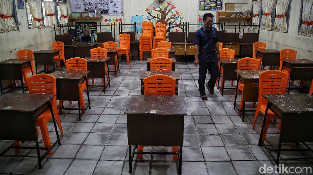 Sekolah Tatap Muka di Pekanbaru Terpaksa Ditunda