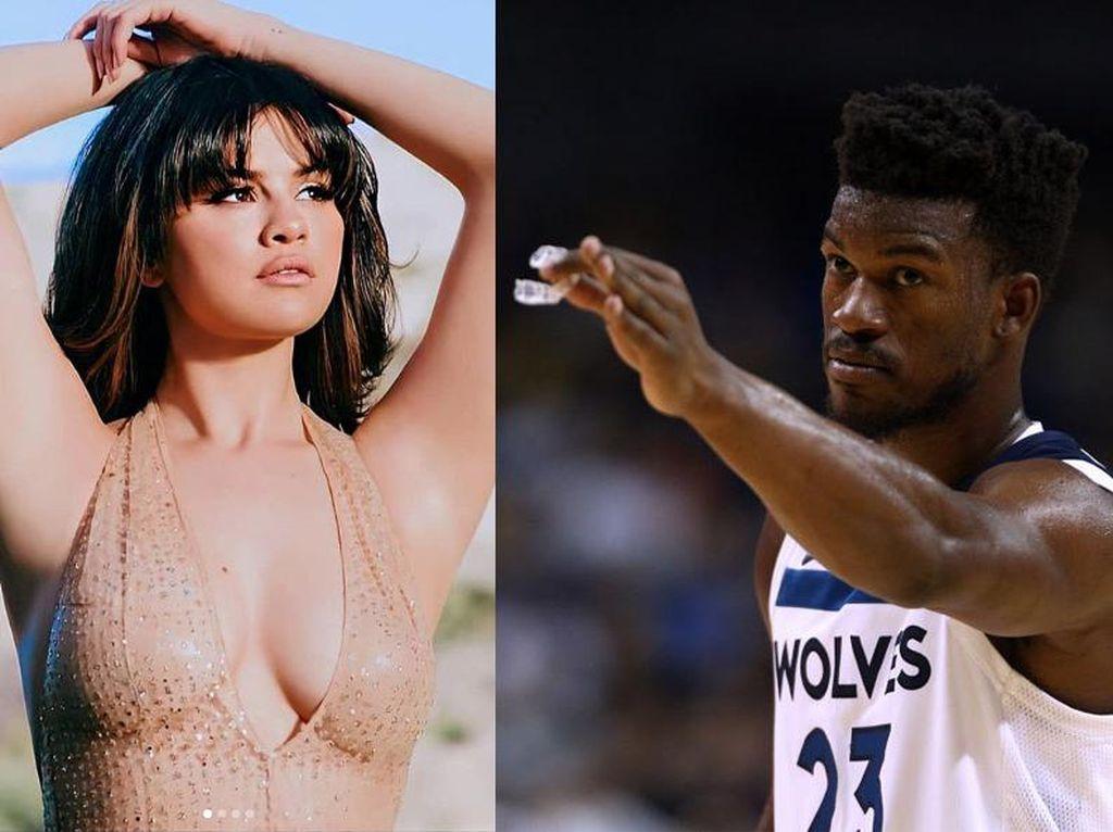 Selena Gomez Pacaran dengan Bintang NBA Jimmy Butler