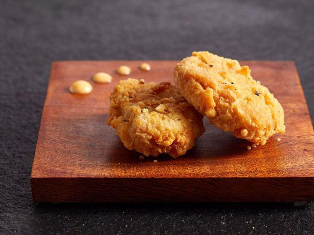 Singapura Jual Chicken Nugget Buatan Laboratorium
