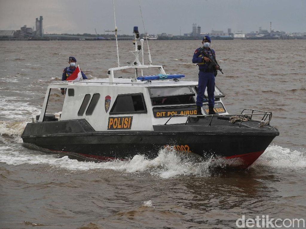 Ini Dia Sosok Dibalik Penjaga Perairan Laut Dumai