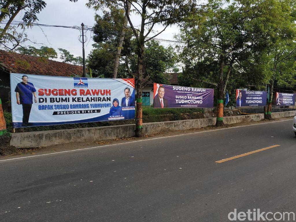 SBY Pulang Kampung, Ini Deretan Agenda Selama di Pacitan