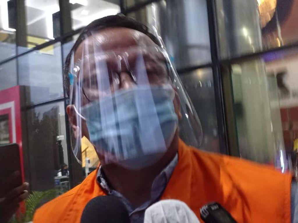 Edhy Prabowo Akui Barang Bukti Sitaan KPK Hasil Shopping-nya di Amerika