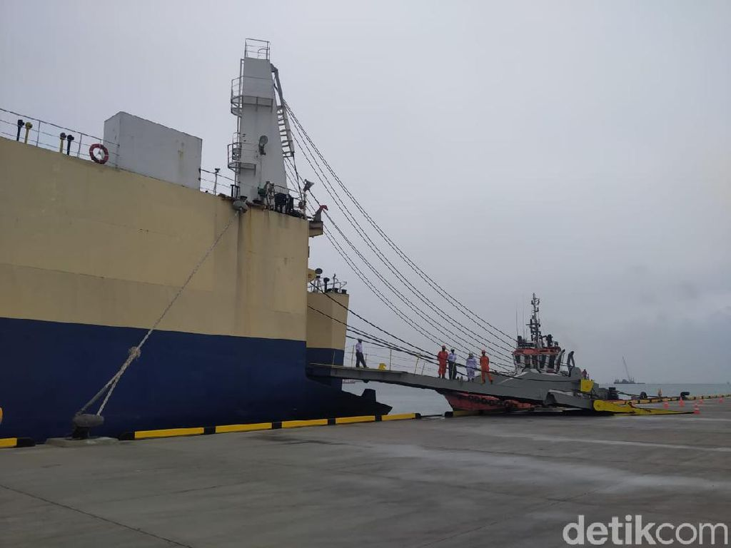 Sah! Konsorsium CT Corp Jadi Pengelola Pelabuhan Patimban