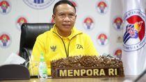 Buka Rapat NOC, Menpora Mau Indonesia Berprestasi di Olimpiade