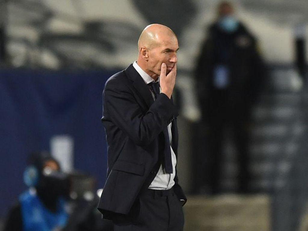 Madrid Jangan Asal Main Pecat Zidane