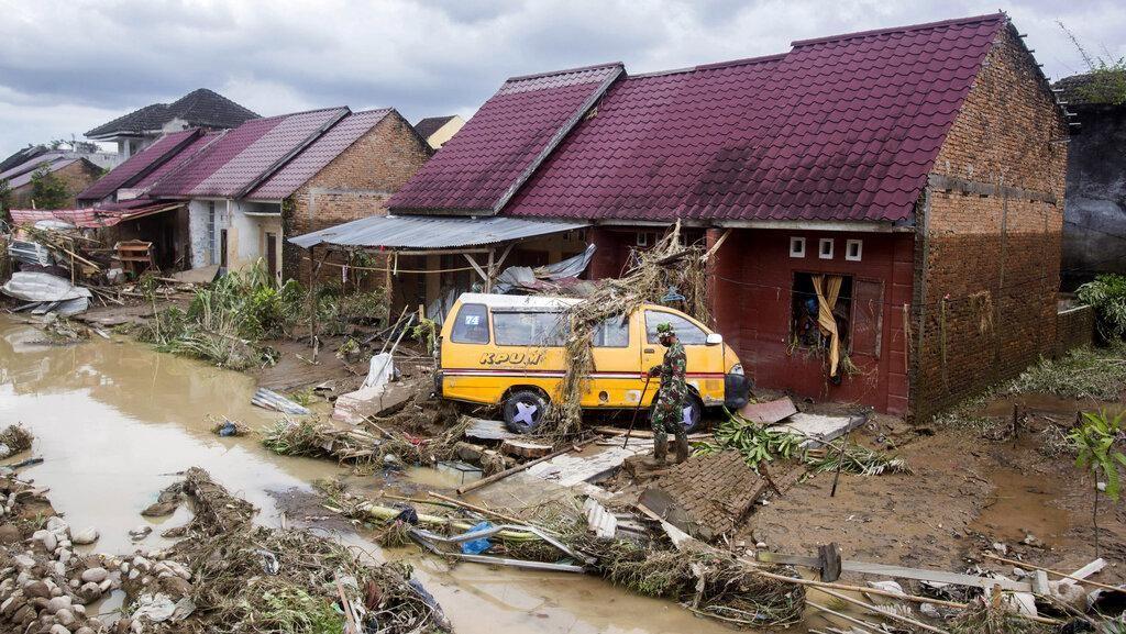 Begini Dampak Kerusakan Akibat Banjir Medan yang Tewaskan 5 Orang