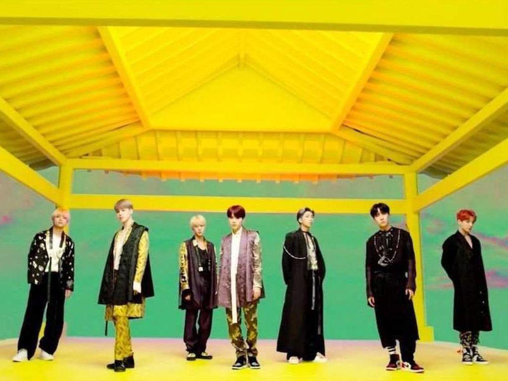 Lirik dan Chord Gitar Lagu Spring Day dari BTS