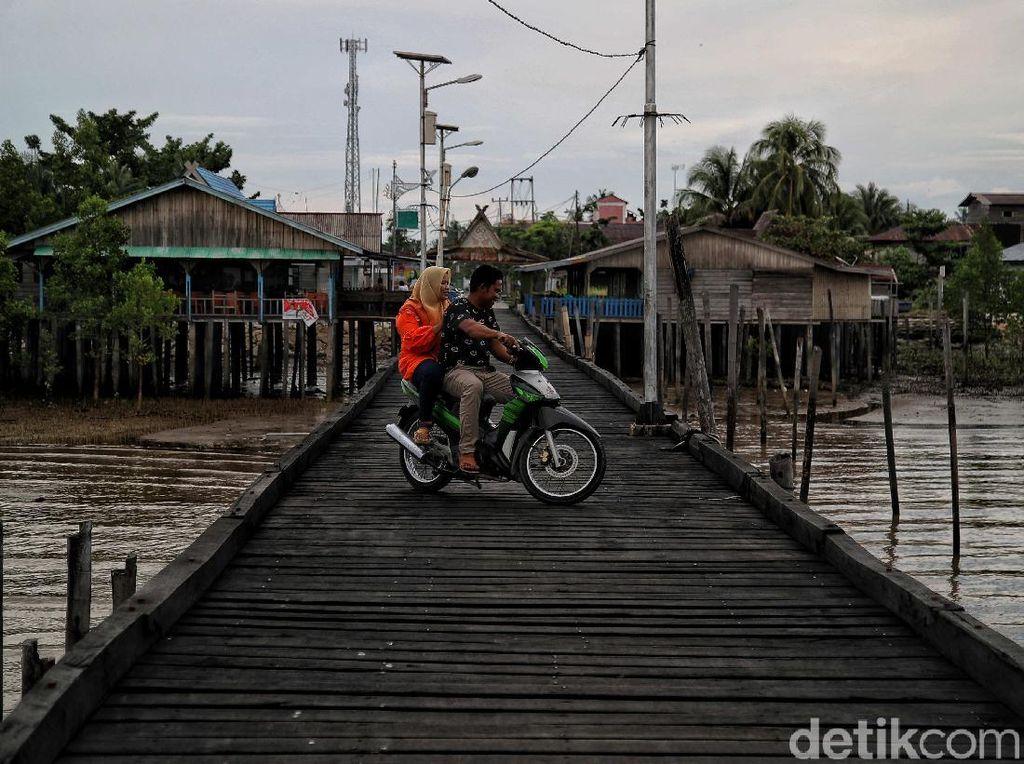Menilik Eksistensi Ringgit di Pulau Rupat