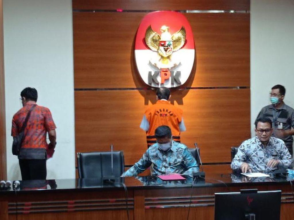 Video Penahanan Eks Direktur Teknik Garuda oleh KPK, Tersangka TPPU