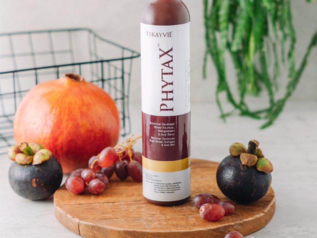 Eskayvie Phytax, Minuman Fitonutrisi Pertama di Indonesia