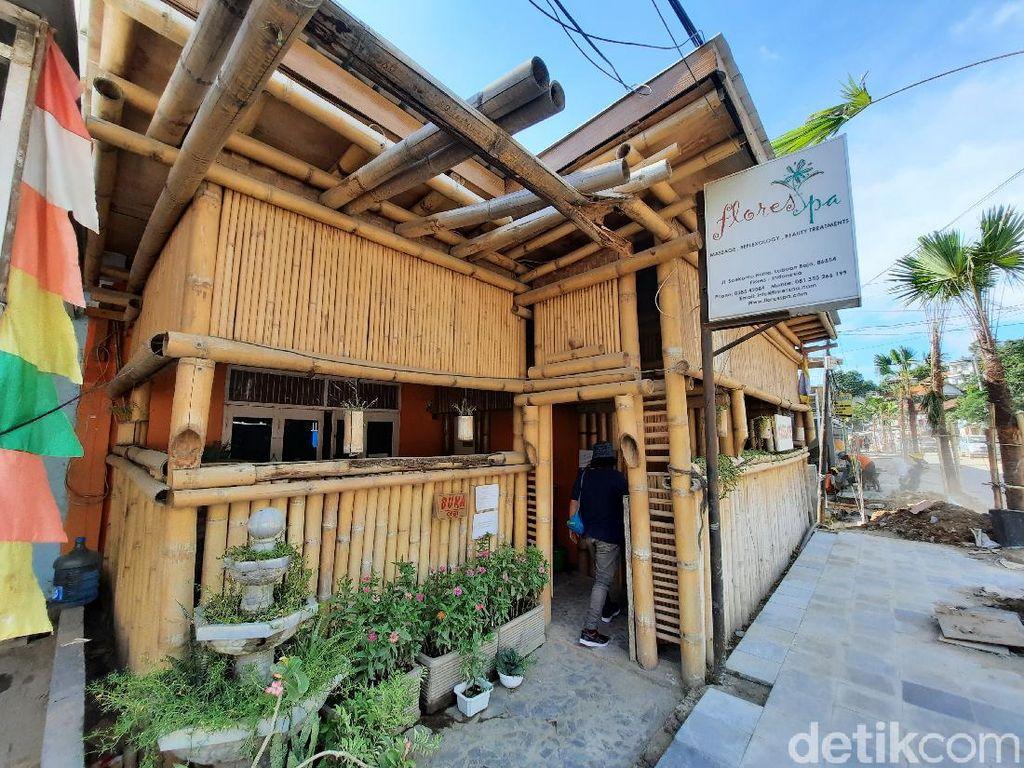 Menjajal Spa Lokal di Labuan Bajo, Bikin Pegal-pegal Hilang