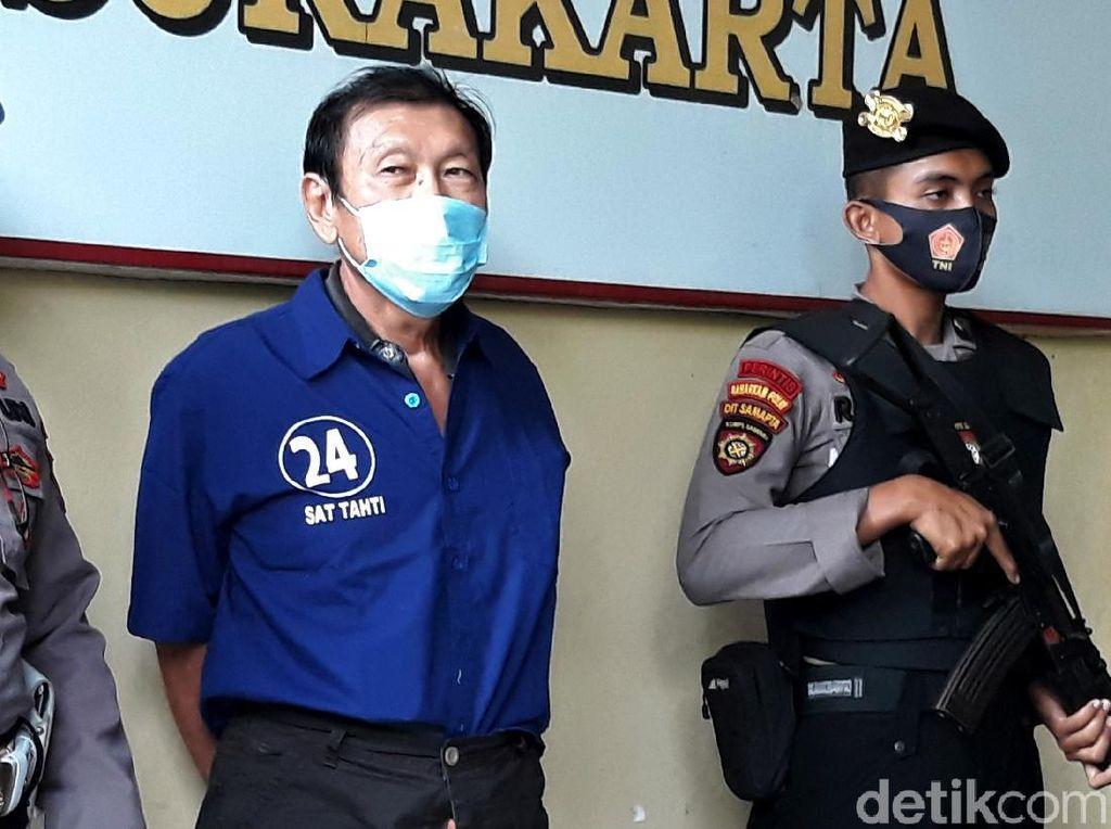 Koboi Penembak Mobil Bos Tekstil di Solo Ajukan Praperadilan