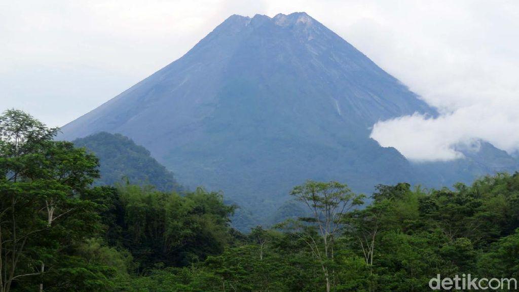 Gambaran Kondisi Terkini Gunung Merapi
