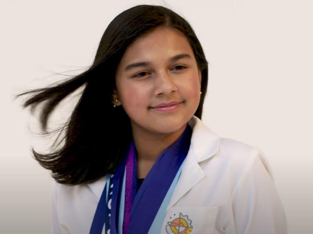 Gitanjali Rao, Ilmuwan 15 Tahun yang Jadi Kid of the Year TIME