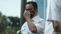 Amarah Anies Baswedan di Siang Bolong ke Ratusan Bawahan