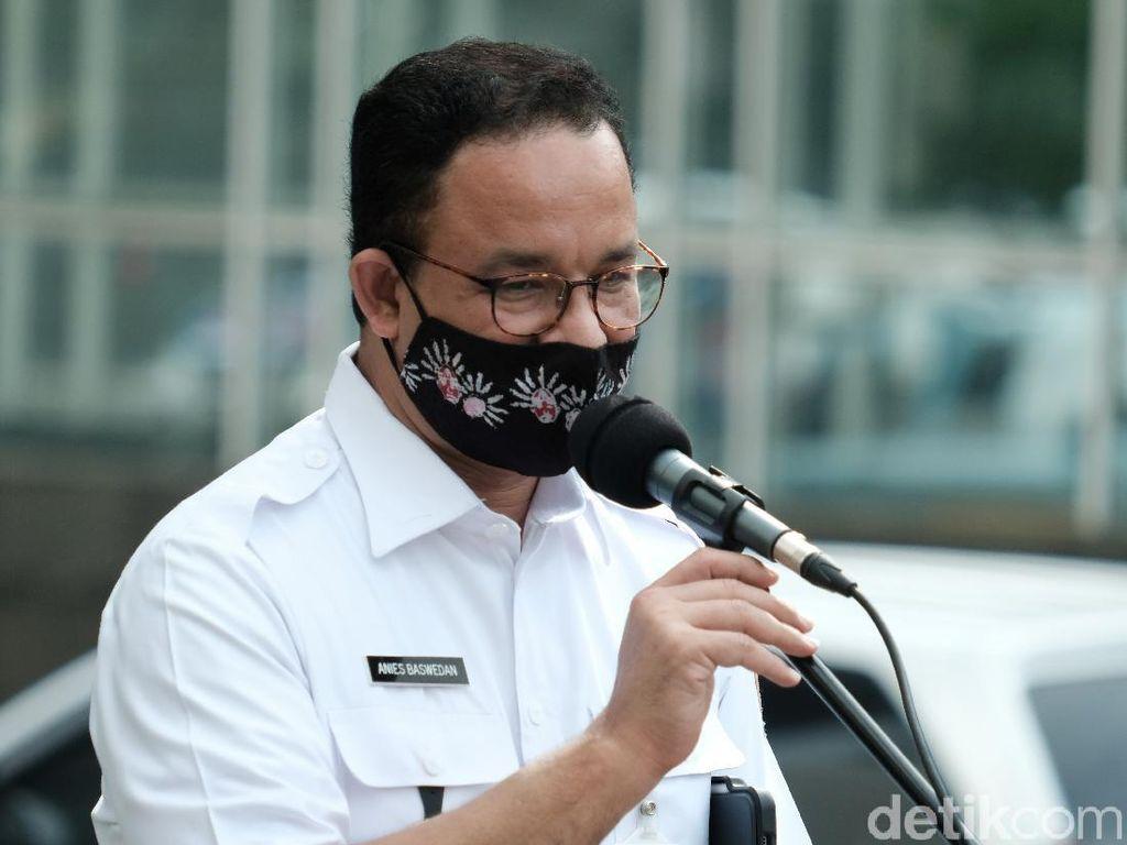 Anies Ungkap DKI Jakarta Punya 101 RS Rujukan COVID