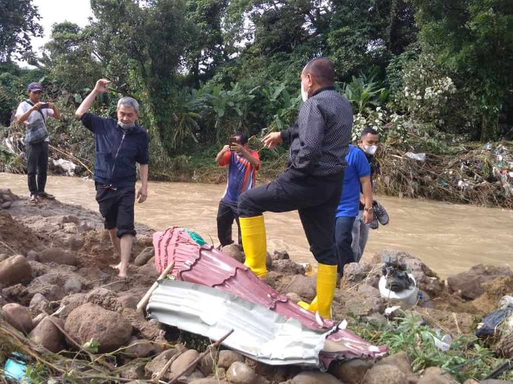 Korban Tewas Banjir Medan Bertambah Jadi 5 Orang