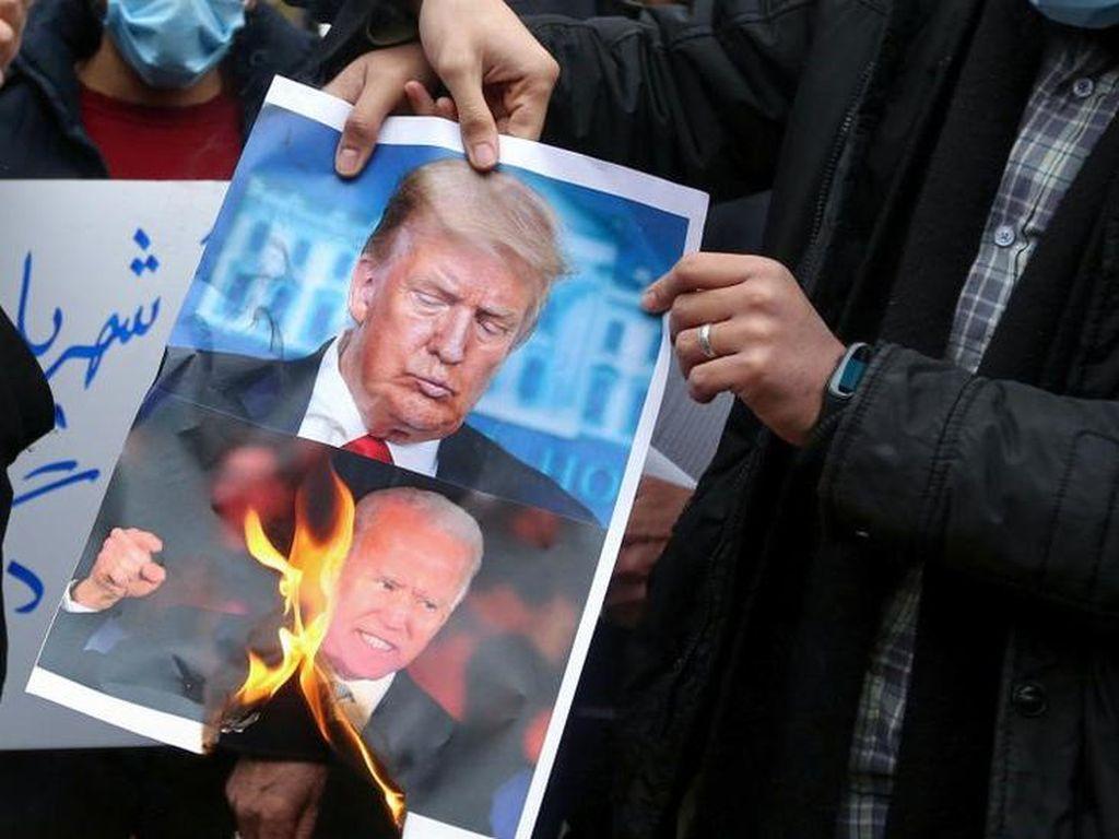 Iran Tolak Persyaratan Biden untuk Hidupkan Kembali Kesepakatan Nuklir