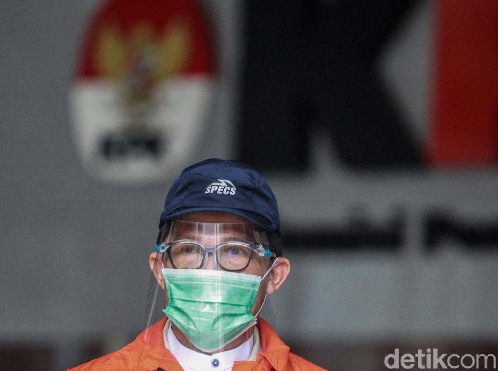 Vonis Ditambah Jadi 5 Tahun Penjara, Eks Wali Kota Dumai Ajukan Banding