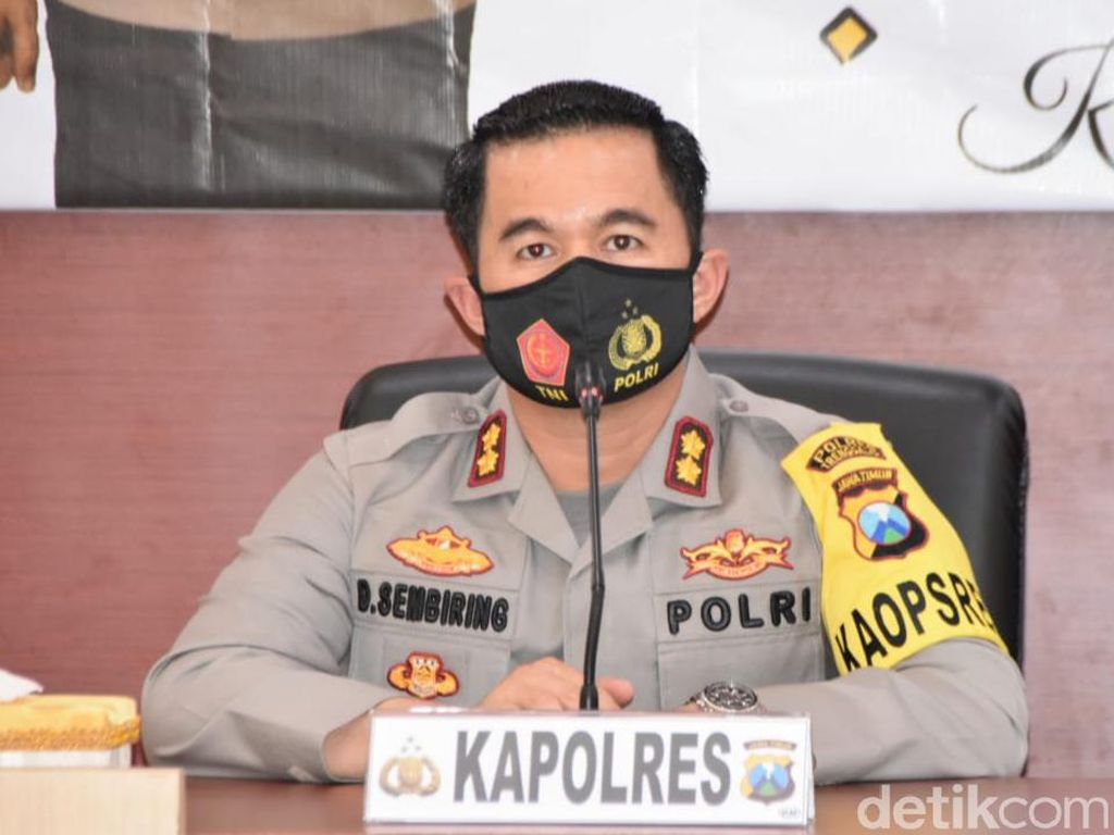 Polisi Beri Hadiah Rp 10 Juta Bagi Pelapor Money Politic di Pilbup Trenggalek