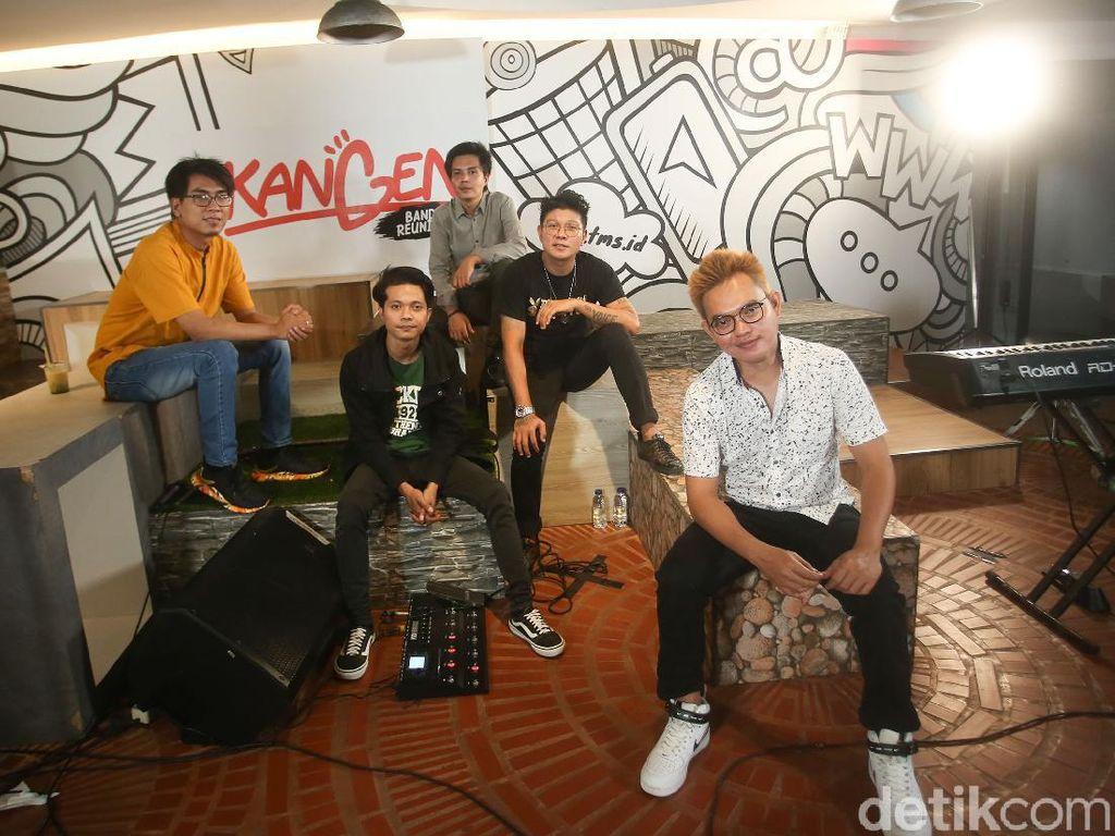 Tonton Lagi Konser Benci Tapi Kangen Buat Nostalgia Lagu-lagu Kangen Band