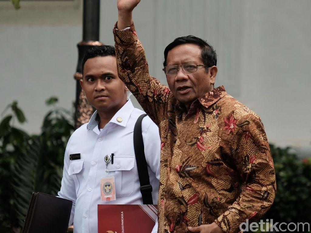 Mahfud Md Masih Jadi Ketua Dewan Pertimbangan Sultan, Tetap Digaji?