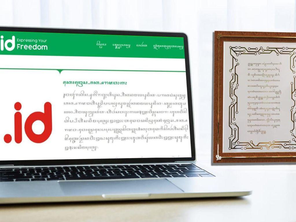 Pandi Umumkan Pemenang Pembuat Website Aksara Jawa