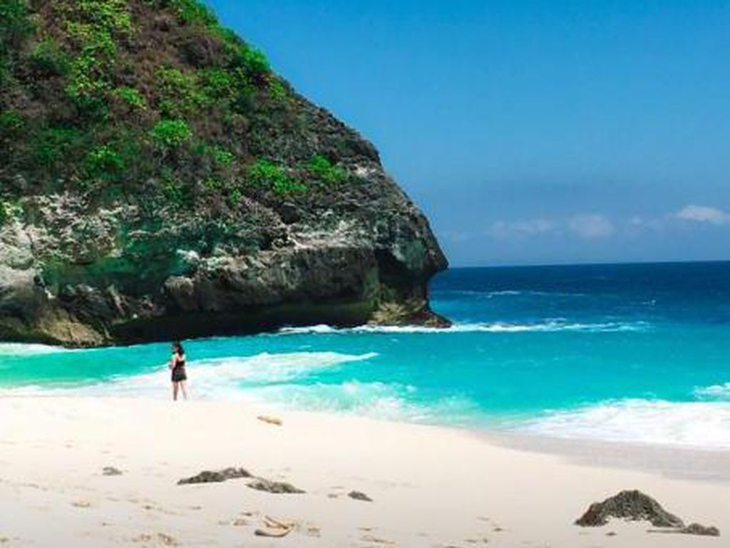 Ini Salah Satu Pantai Bali yang Terbaik di Asia