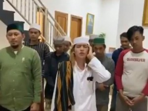 Lantunkan Azan Hayya Alal Jihad, Rehan Al Qadri Jadi Tersangka