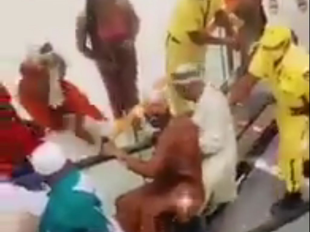 Viral Pembukaan Mal di Kamerun, Pengunjung Heboh Seperti Tak Ada Corona