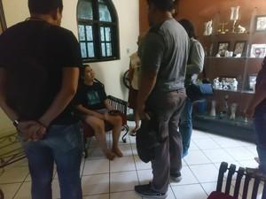 Iyut Bing Slamet Ditangkap Polisi Terkait Sabu