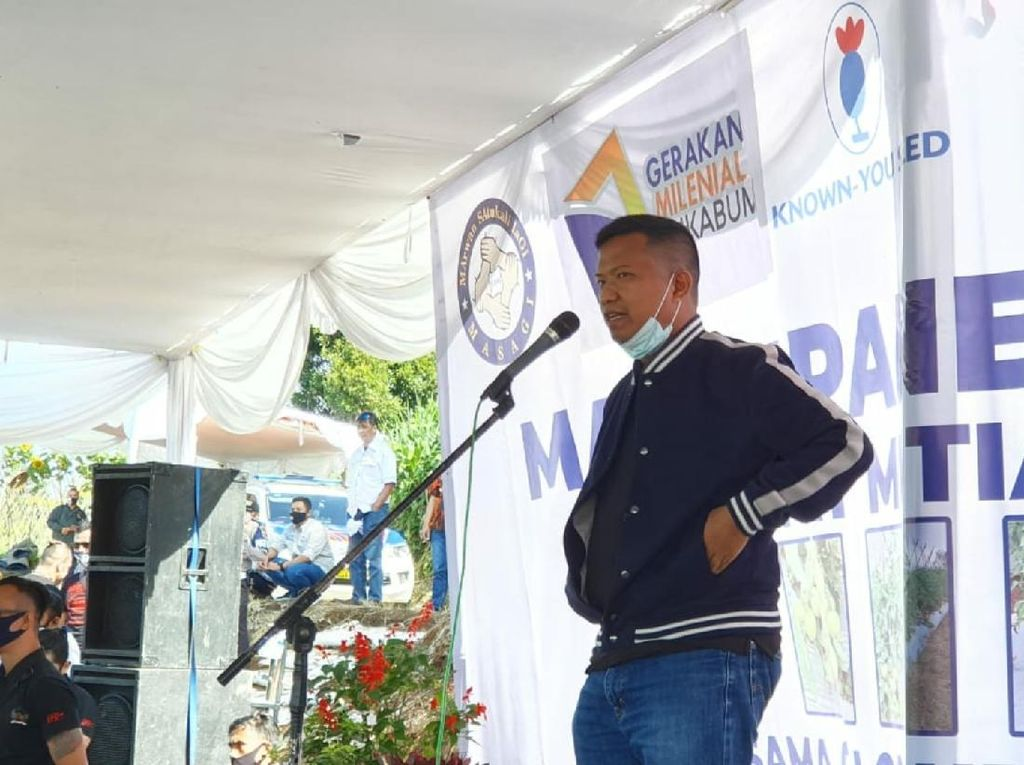 Kawal Kepemimpinan Marwan-Iyos, Milenial Sukabumi: Siap Kritis