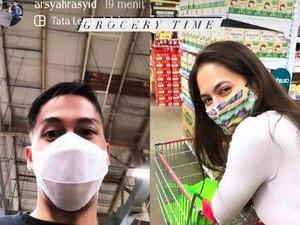 Jangan Bosan! Arsyah Rasyid dan Pevita Pearce Umbar Kemesraan Lagi
