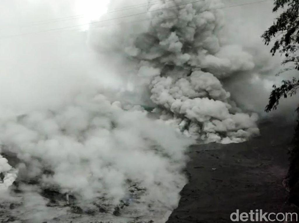 Waspada Fenomena Gunung Api Bangun dari Tidur