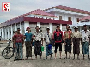 MER-C dan Toleransi Muslim-Buddha di Myanmar