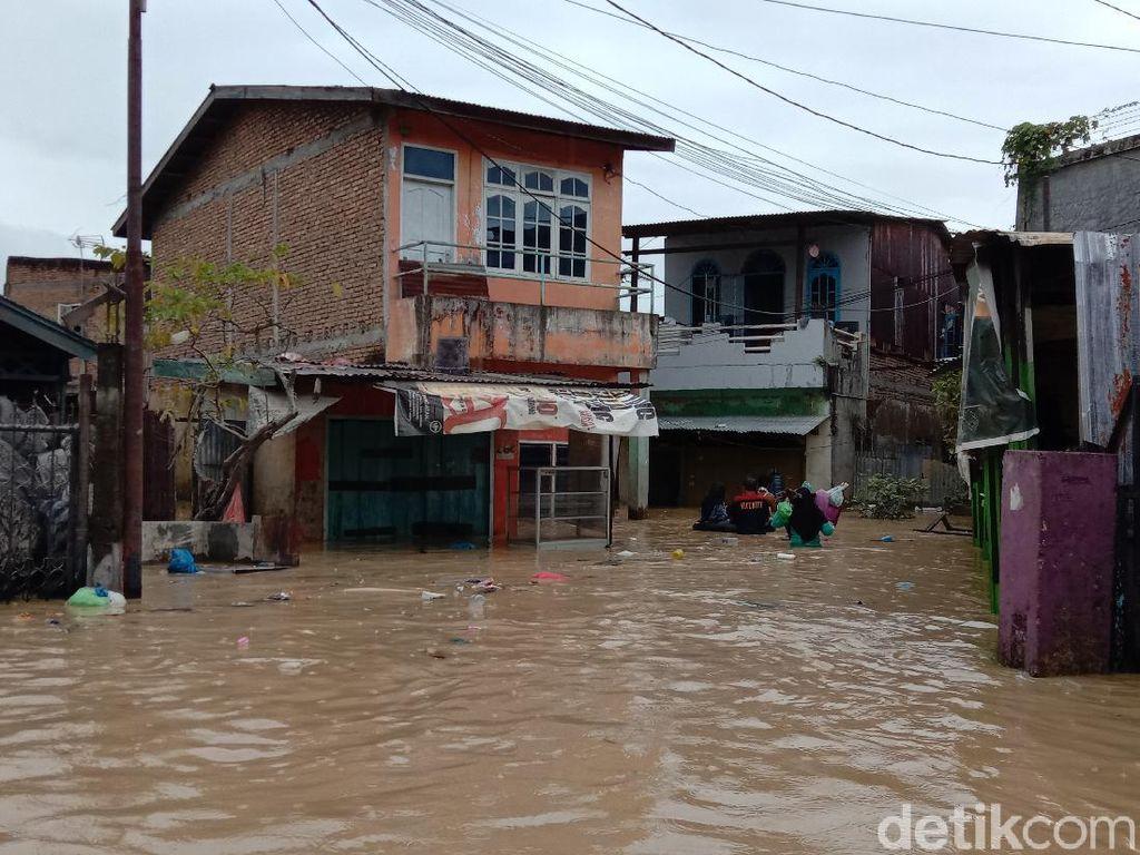 Stafsus Menteri PUPR Sebut Banjir di Medan Akibat Drainase Buruk