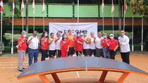 Kepincut Teqball, Mantan Pemain Timnas: Ada Kenikmatan dan Keindahan