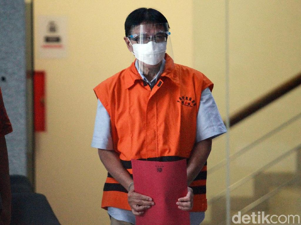Terseret Kasus Suap, Eks Direktur Teknik Garuda Ditahan KPK
