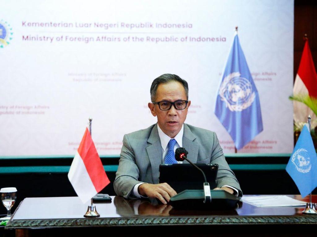 Di Depan Pengusaha AS, Wamenlu Cerita 2 Menteri Jokowi Ditahan KPK