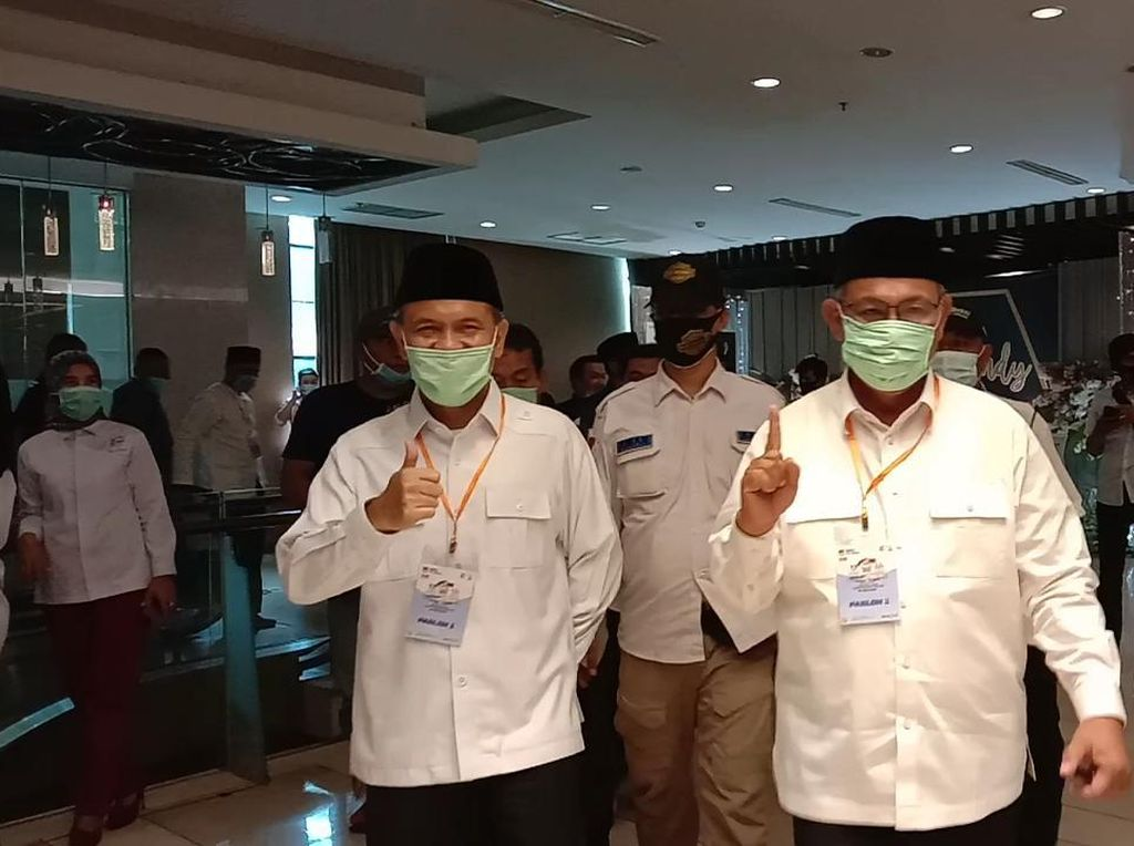Absen Sidang Pilkada Medan di MK, Gugatan Akhyar-Salman Otomatis Gugur?