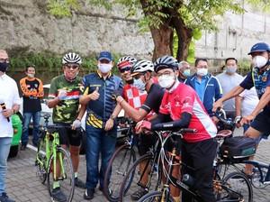 Lindungi Pesepeda, Ketua MPR Dorong Pemda Buat Proteksi Jalur Sepeda