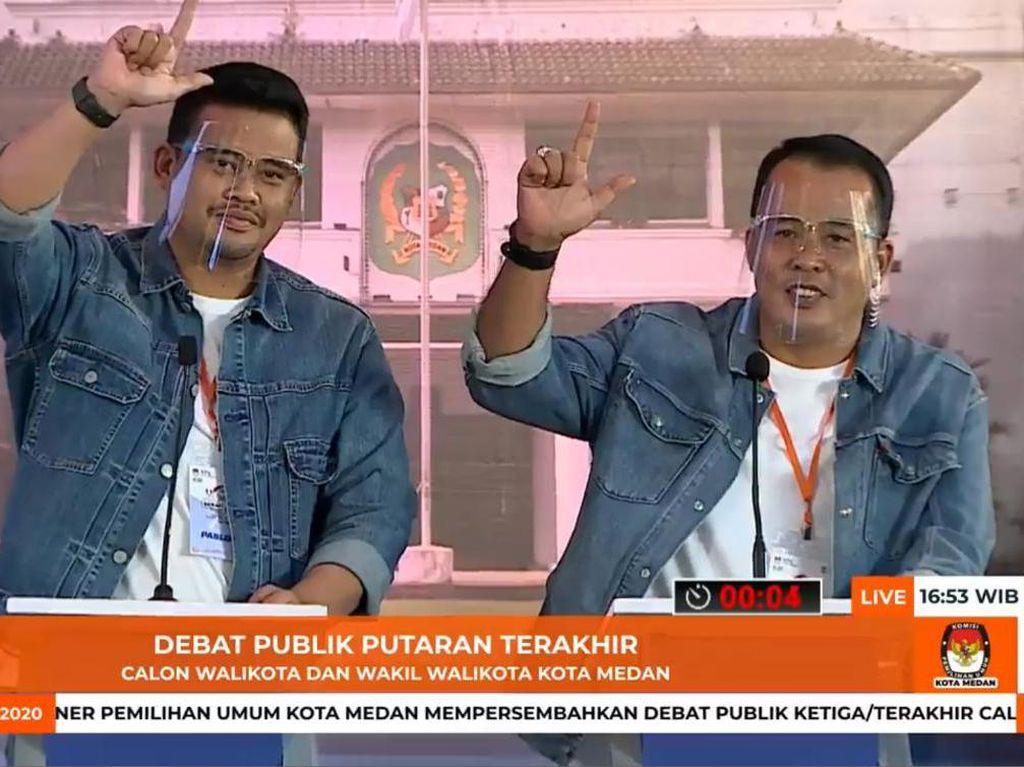 Quick Real Count Indo Barometer Pilkada Medan: Bobby-Aulia Menang!