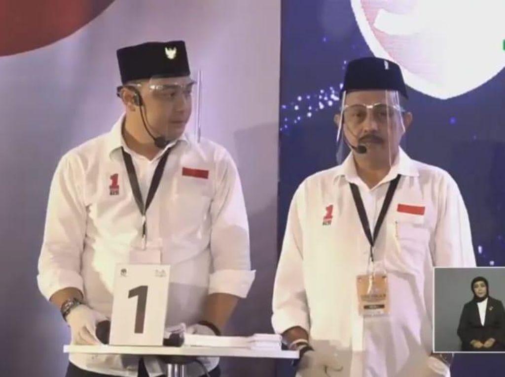 Janji Eri-Armuji Jadikan Surabaya Guyub Rukun di Tengah Keragaman