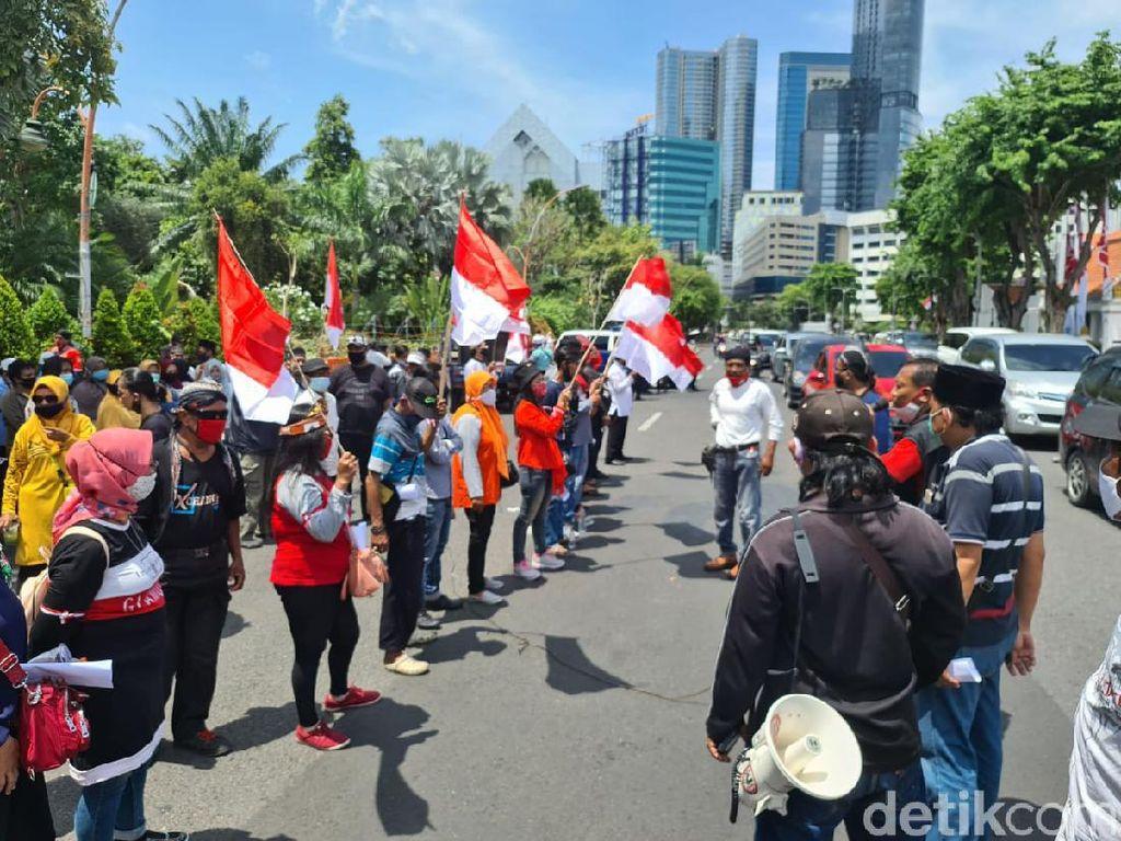 Penolakan FPI dan Habib Rizieq Masih Bergema di Surabaya